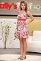 Платье #11017. Вид 2.
