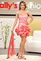 Платье #11057. Вид 2.
