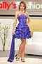 Платье #11065. Вид 2.