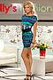 Платье #11309. Вид 2.