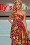 Платье #11489. Вид 4.