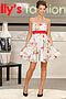 Платье #11817. Вид 2.