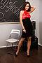 Платье #2845. Вид 3.