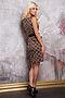 Платье #4414. Вид 6.