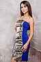 Платье #4750. Вид 3.