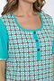 Пижама (блуза+бриджи) #55525. Вид 5.