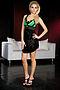 Платье #5600. Вид 2.
