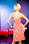 Платье #5702. Вид 3.
