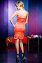 Платье #5807. Вид 3.