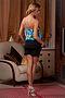 Платье #6402. Вид 3.