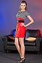 Платье #6444. Вид 2.