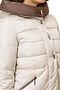 Утепленное пальто #67180. Вид 4.
