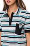 Домашний костюм (футболка+бриджи) #73160. Вид 4.