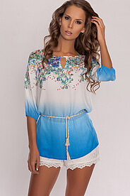 Блуза 22105