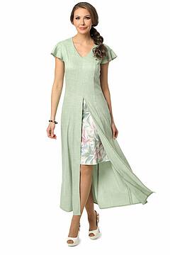 Комплект (Платье+Юбка)