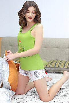 Пижама (Майка+Шорты)