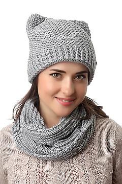 Комплект (шапка+снуд)