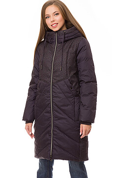 Утепленное пальто