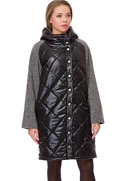 Пальто утепленное