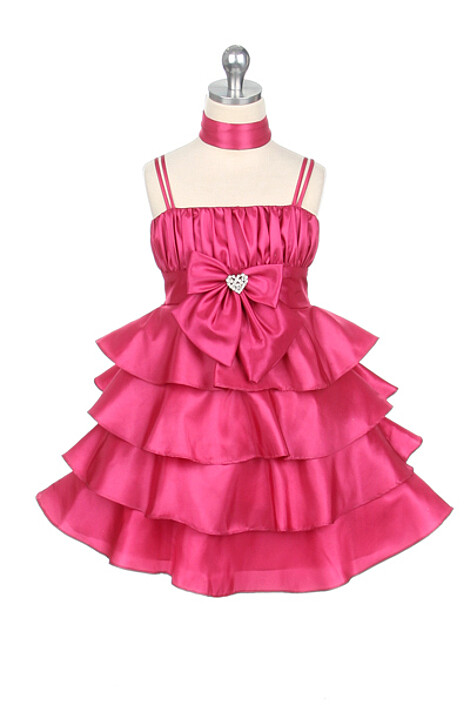 Платье детское за 2500 руб.