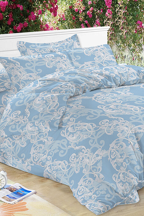 Комплект постельного белья за 666 руб.