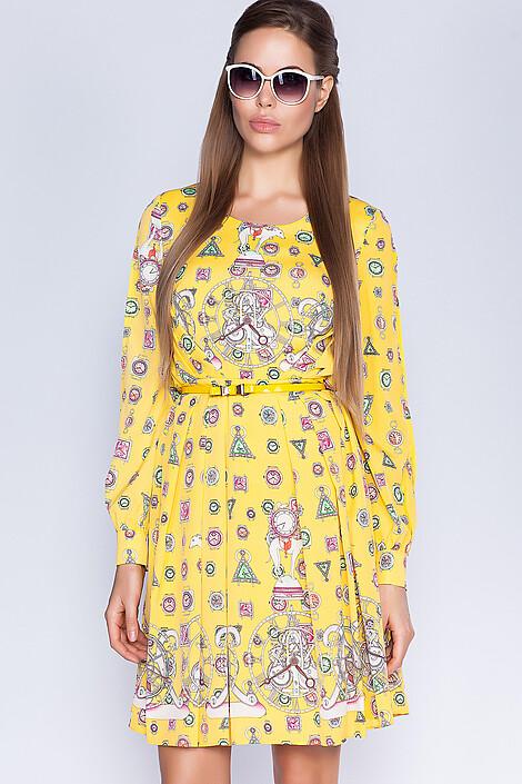 Платье за 8743 руб.
