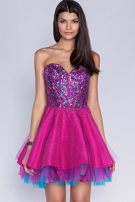 Платье за 2443 руб.