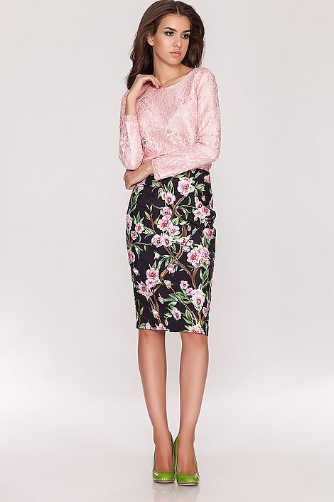 Костюм (Блузка+юбка) за 4005 руб.