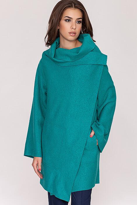 Пальто-накидка за 11000 руб.