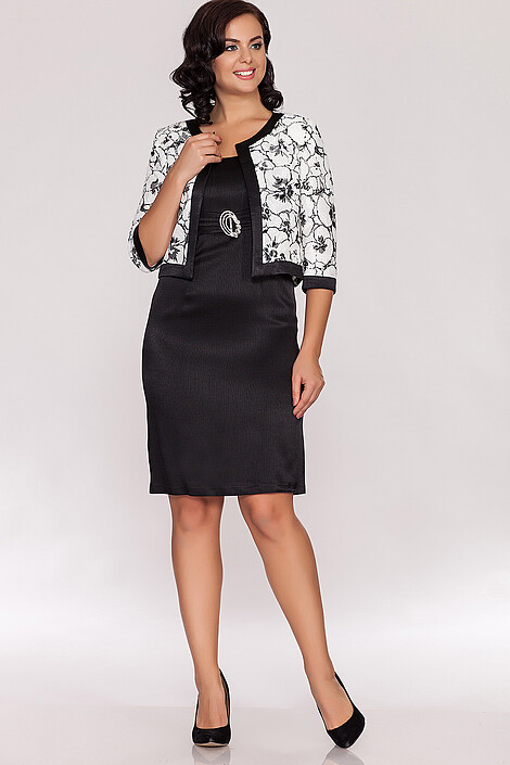 Костюм (Платье с жакетом) за 7740 руб.