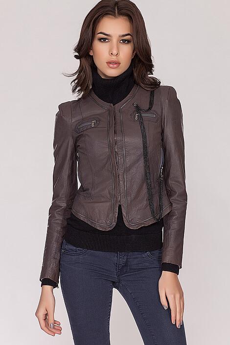 Куртка кожанная за 6720 руб.