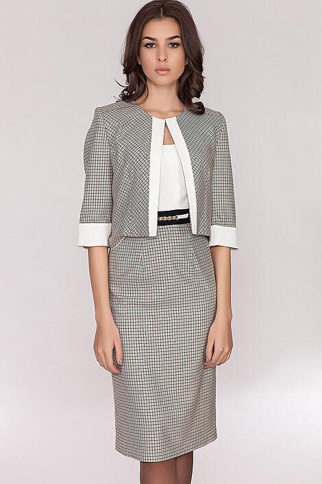Костюм (Платье с жакетом) за 3800 руб.