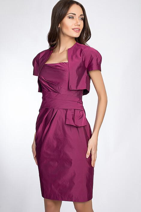 Платье с болеро за 3036 руб.