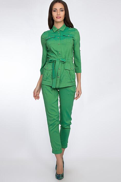 Костюм (брюки + блуза) за 3872 руб.