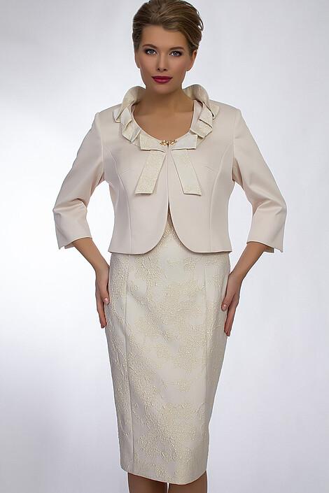 Костюм (платье + жакет) за 11800 руб.