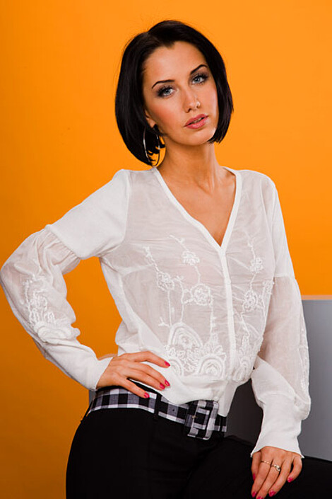 Блузка за 2080 руб.