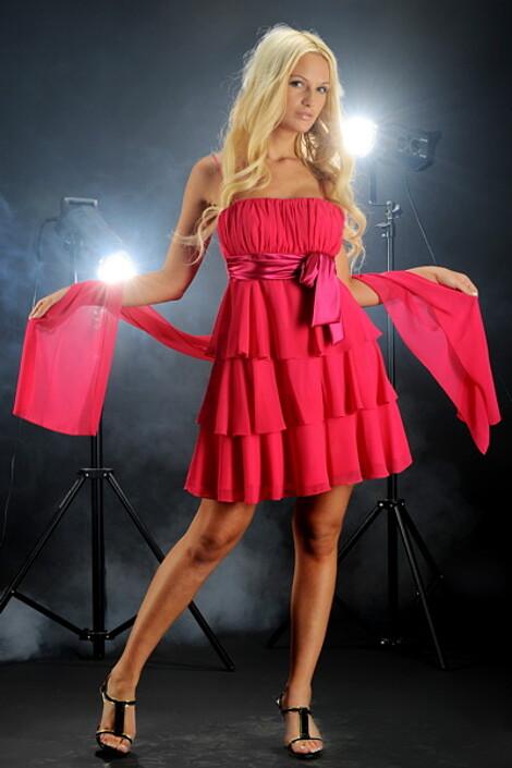 Платье за 3910 руб.