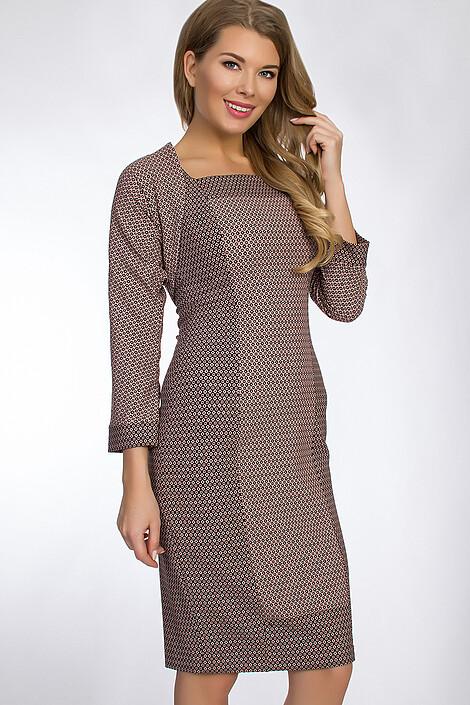 Комплект (платье + болеро) за 3423 руб.