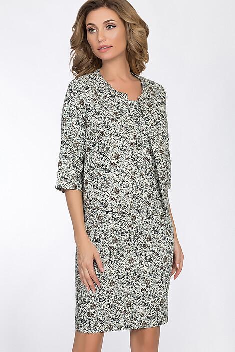 Комплект (платье+жакет) за 2100 руб.