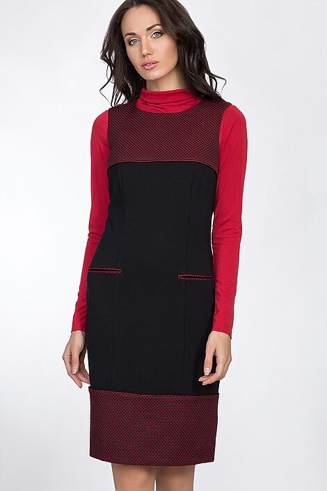 Комплект (платье+блуза) за 2584 руб.
