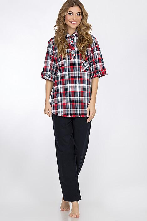 Костюм (блуза+брюки) за 1036 руб.