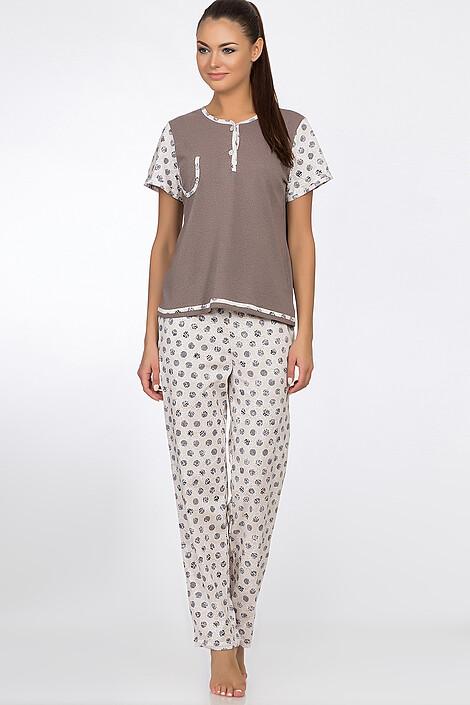 Костюм (блуза+брюки) за 1180 руб.