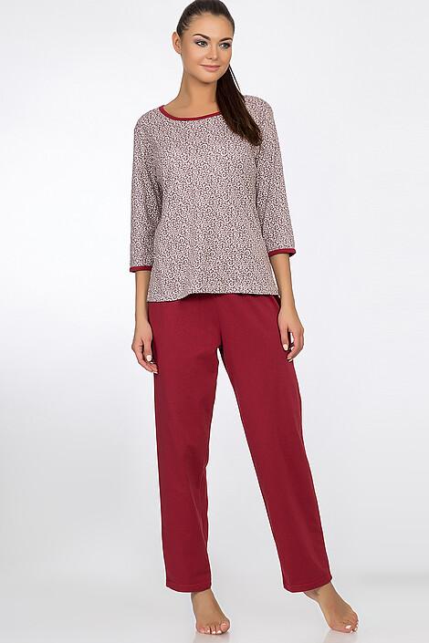 Костюм (блуза+брюки) за 1170 руб.