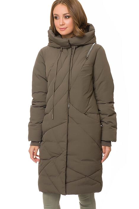 Утепленное пальто за 6380 руб.