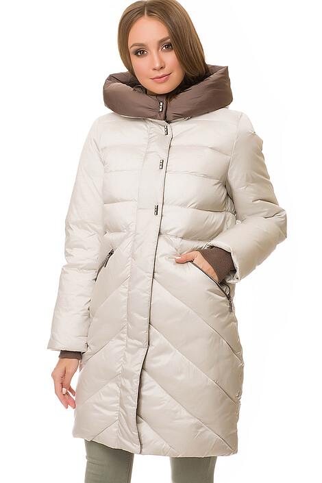 Утепленное пальто за 8470 руб.