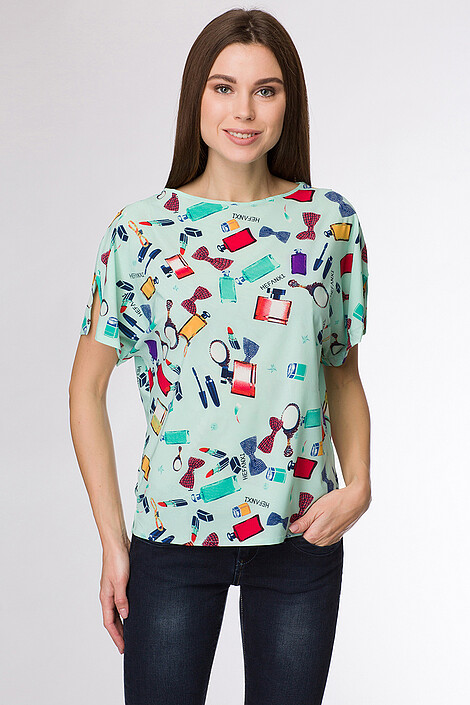 Блузка за 528 руб.