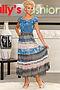 Платье #11813. Вид 1.