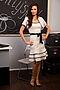 Платье #2835. Вид 1.