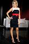 Платье #5609. Вид 1.