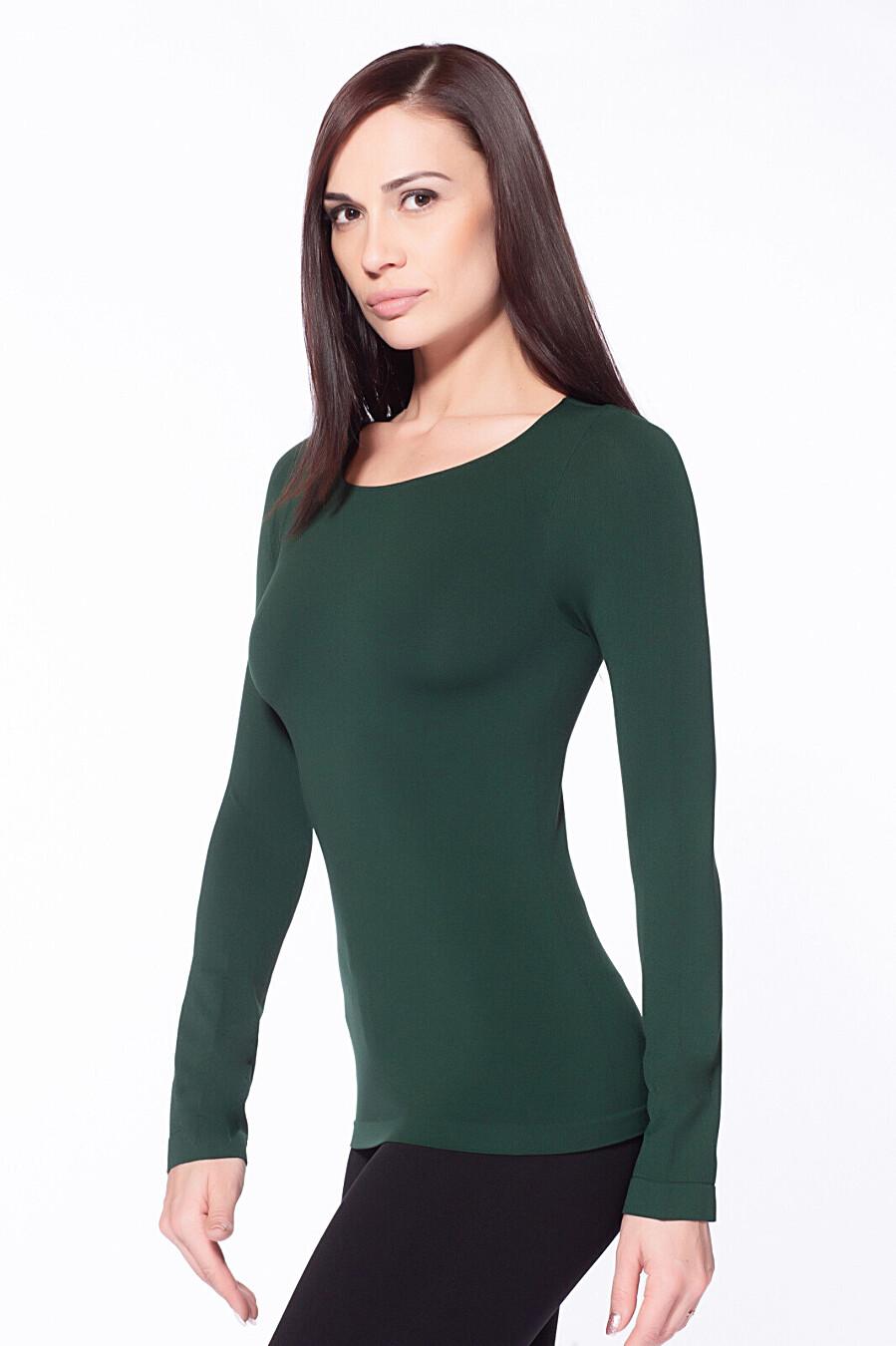 Джемпер для женщин GIULIA 111152 купить оптом от производителя. Совместная покупка женской одежды в OptMoyo